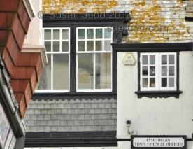 Town Council windows
