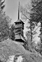 Wooden Church, Calinesti, Maramures, Romania
