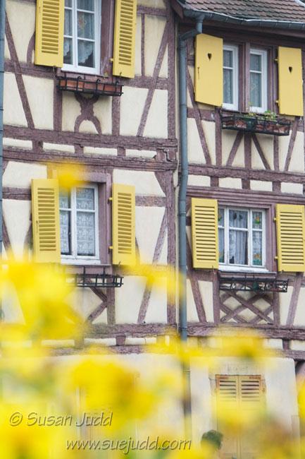 Shutters, Colmar, France
