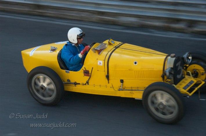 Old Bugatti at Angoulème