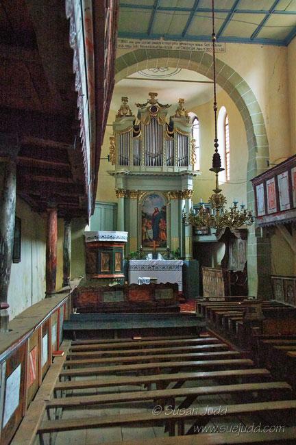 DeutschWeißkirche, Viskri, Romania