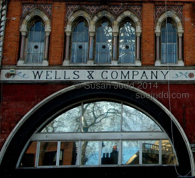 Reflections, Wells & Company, Shoreditch