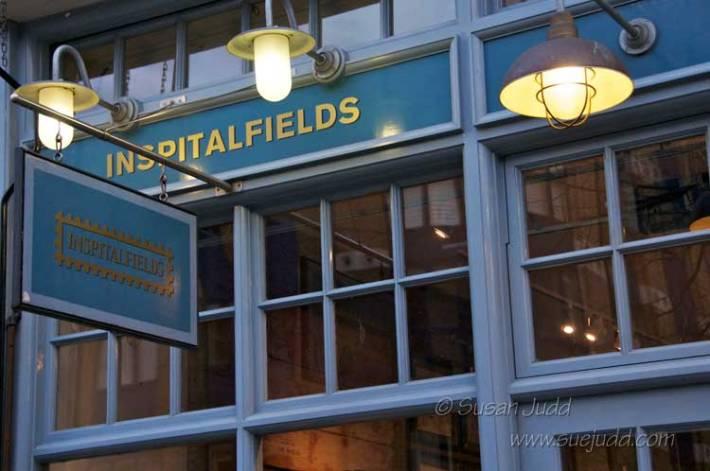 In Spitalfields...