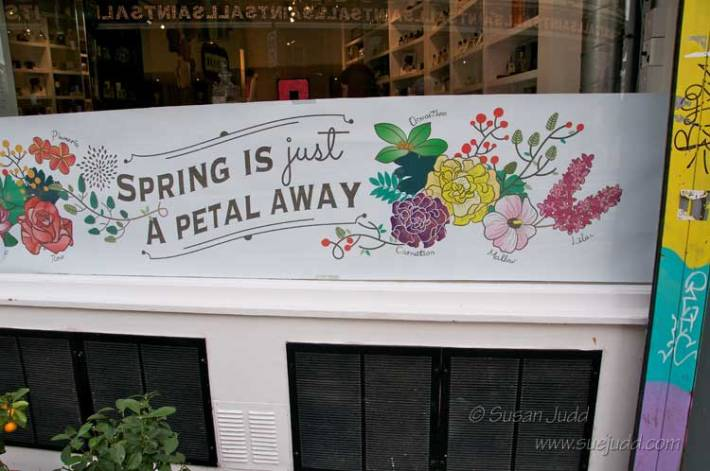 Spring is near!