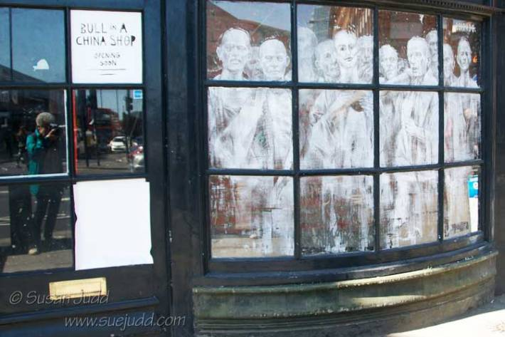 Ghosts of Shoreditch past?