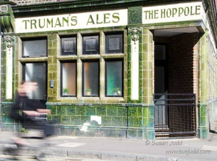 Passing the Hop Pole