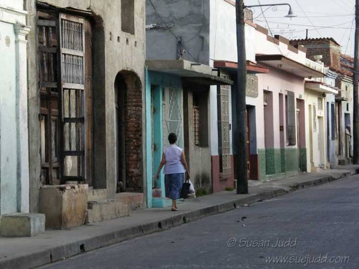 Solitary in Camaguey