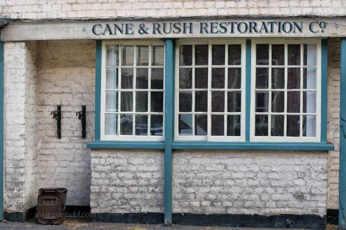 Cane and Rush restoration