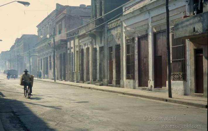 Early morning, Cienfuegos, Cuba