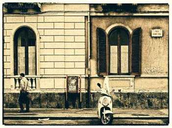 Street Scene, Catania Week 4