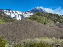 Etna's lower slopes