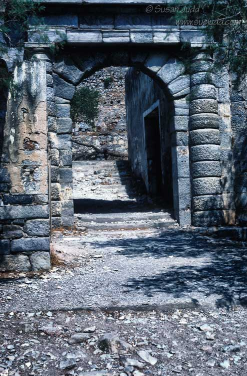 Entrance, Spinalonga