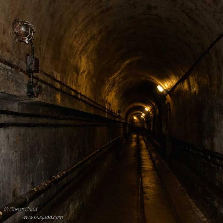 Maginot tunnel