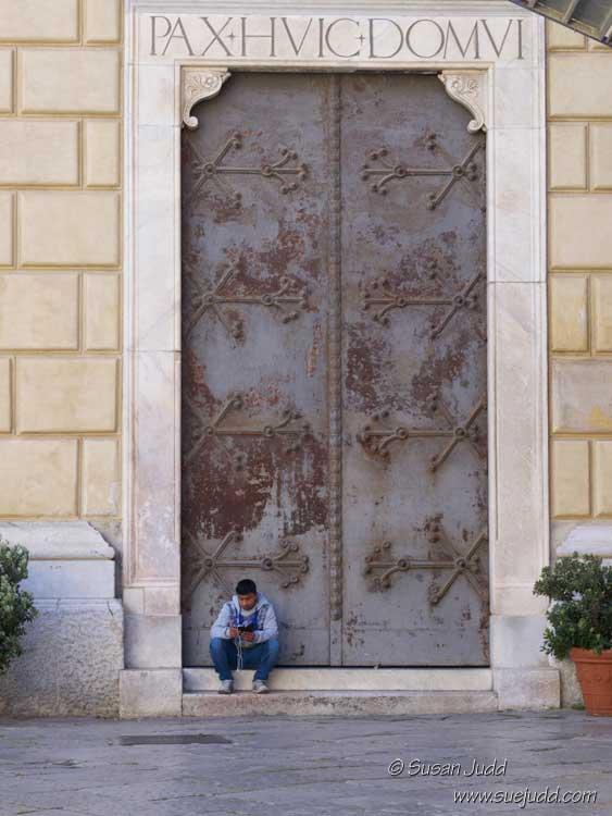 Palermo steet scene