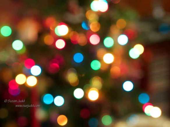 Holiday Lights In Abstract Slow Shutter >> Travel Theme Abstract Wordsvisual