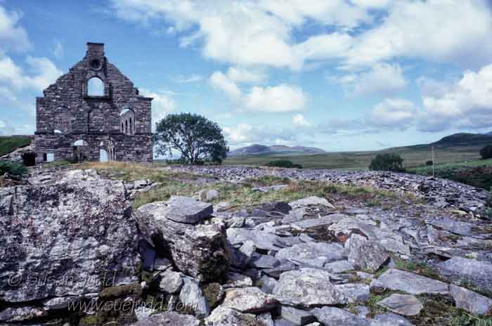 Ynyspandy slate mill