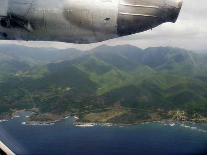 1960s Antonov Santiago de Cuba to Havana, 2005