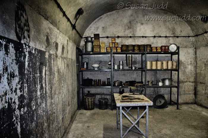 Maginot kitchen